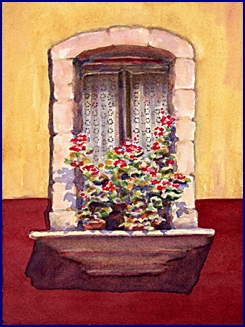 Zacatecas Window
